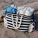 """Nautical Knots"" Beach / Yarn / Tote Bag pattern"