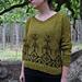 Pohjolan emäntä sweater pattern