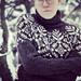Suolaulu talvi pattern