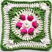 Strawberry Baby Block pattern