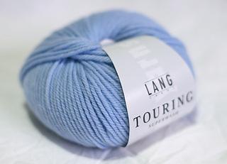 Lang Yarns Touring 211 Nadelstärke 4-5 LL 100m//50g