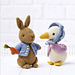 Jemima Puddle-Duck pattern