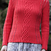 Cable & Lace Sweater pattern