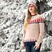 Go Big or Go Gnome Pullover pattern