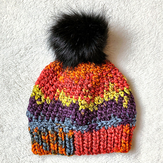 Chickadee Colorway