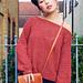 Townhouse Sweater pattern