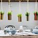 Hanging Herb Planters pattern