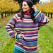 True Colours Sweater pattern