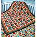 Folky Blanket & Poncho pattern