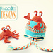 Cranky the Crab Hat & Amigurumi Toy Set pattern
