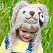 Grommet Puppy Dog Hat pattern