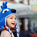 Blues the Parrot Hat pattern