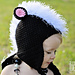 Daisy the Skunk Hat pattern