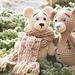 Classic Mini Teddy Bear pattern