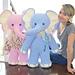 Josefina and Jeffery Big Elephants pattern