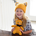 Pumpkin The Cat And Hat pattern