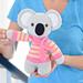 Ken The Chubby Little Koala pattern