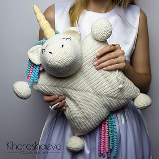 Free Amigurumi Crochet Pattern for Jazzy the Unicorn ⋆ Crochet ... | 320x320