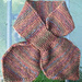 Slotted Scarf pattern