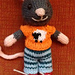 New Clothes for Animalitos Tricot pattern