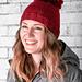 Basic Beginning Knit Aran Hat pattern