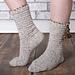 Up North Cabin Socks pattern