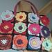 Sac fleurs pattern
