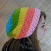 Seattle Scene Slouchy Hat pattern