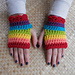 Fingerless Gaming & Texting Gloves pattern