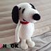 Snoopy Amigurumi pattern