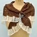 Abbie Lace Shawl pattern