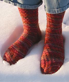 passion fruit socks