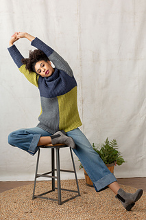 Eastport Pullover by Donna Estin