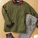 Alder Pullover pattern