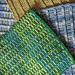 Baby Genius Burp Cloth pattern