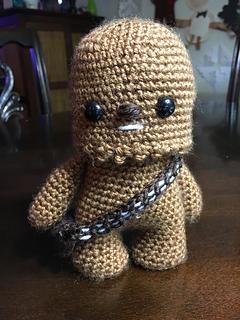 Chewbacca What a Wookie Crochet Pattern - Inner Child Crochet ... | 320x240