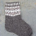 Yuglet Socks pattern