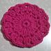 Flower Coaster pattern