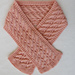 Caswell Scarf pattern