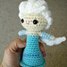 Icy Snow Queen pattern