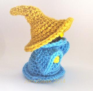 Crochet PATTERN PDF Amigurumi Final Fantasy Tonberry Doll | Etsy | 313x320