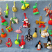 Christmas Tree Decorations pattern