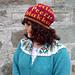 Shetland PeerieMakkers Hat pattern