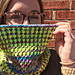 Punky Power Cowl pattern