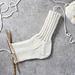 Lär dig att sticka raggsockor pattern