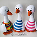 Gaggle of Geese pattern