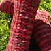 It's Them Aliens! Socks (Doctor Who Inspired) pattern