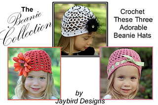 Beanie Collection Pattern