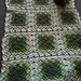Hungarian Crocheted Squares Rug pattern
