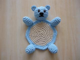 Free pattern download @ Ravelry :) | Crochet bear, Crochet teddy ... | 240x320